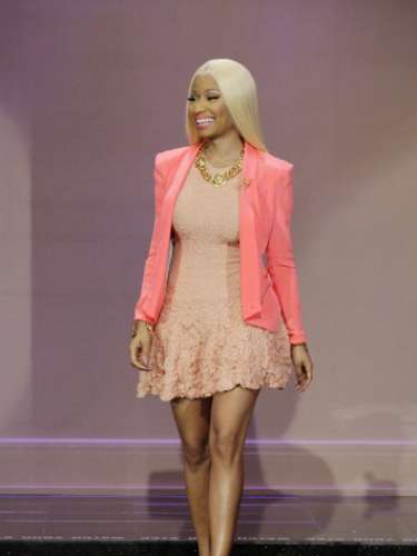 Nicki Minaj and Adam Levine have announced that they will launch their own collection at Kmart and that will also be available through ShopYourWay.com. Both celebrities are active and working on their respective collections.