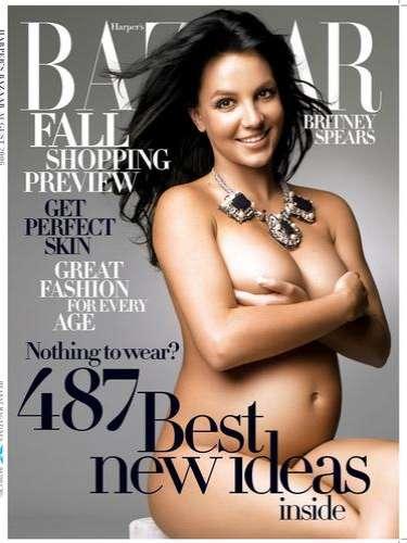 La cantante Britney Spears ya lo hizo en 2006 para la revista Harper's Bazaar.