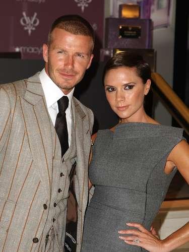 Aunque ya habíamos mencionado anteriormente a David Beckham, hay que anotar que él lanzó en2005 \
