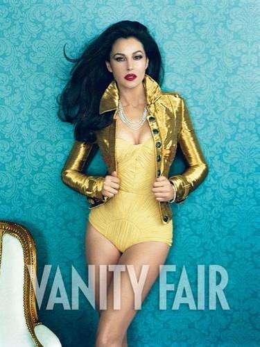 En la entrevista revela que en sus inicios como modelo jamás se sintió tratada como un objeto.