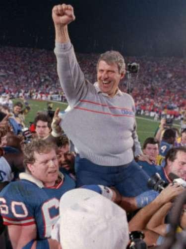 El Super Bowl XXI se fue para New York Giants que se impuso 39-20 a Denver Broncos.