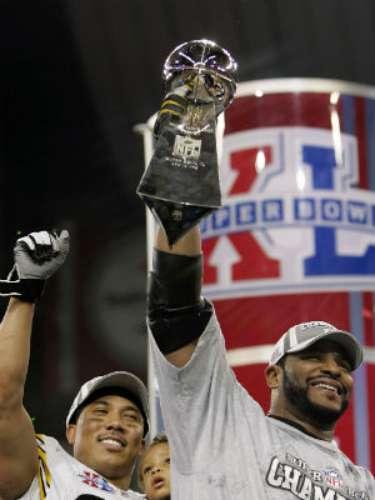 Pittsburgh Steelers ganaron su quinto Super Bowl en la edición XL al vencer a unos aguerridos Seattle Seahawks por 21-10.