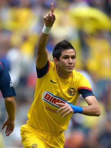 Medio de contención - Jesús Molina - América. Fue clave para iniciar la goleada frente al Atlante al abrir el marcador con un certero cabezazo