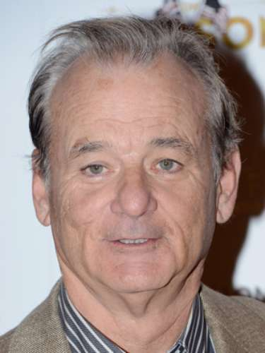 Which President did Bill Murray play on the big screen?