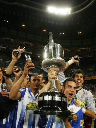 Espanyol ha sido campeón cuatro veces. La última, en 2006.