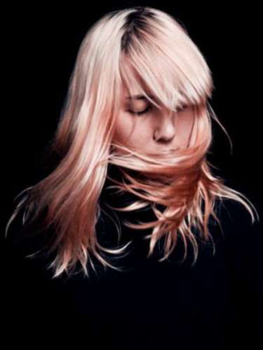 Katie Stelmanis - This blonde Canadian singer is the lead of the beautiful band Austra, she has taken a stand for gay rights by being open about her homosexuality, but the most interesting bit about her is that she is a clasically trained opera singer.
