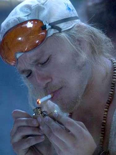 Heath Ledger tuvo una participación especial en el filme 'Los Amos de Dogtown' (2005), que seguía las peripecias de patinadores callejeros de California.