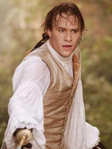 Otro de los filmes que Heath Ledger rodó en 2005 fue 'Casanova' bajo el mando de Lasse Hallström. Ese año participó en el Festival de Venecia con tres filmes: 'Casanova', 'Secreto en la Montaña' y 'Los Hermanos Grimm'.