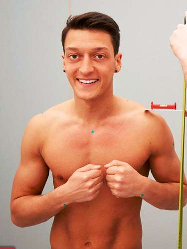 Ozil was selected as one of the Top 5 playmakers in the world in 2012 by the IFFHS.