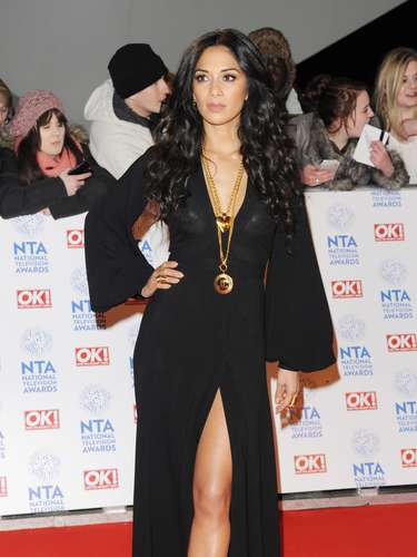 X-Factor judges, Tulisa Contostavlos and Nicole Scherzinger reunited at the National Television Awards 2013 in London. The singers were looking stunning and very provocative dresses. Who was the best dressed? Check out their ensembles and you decide.