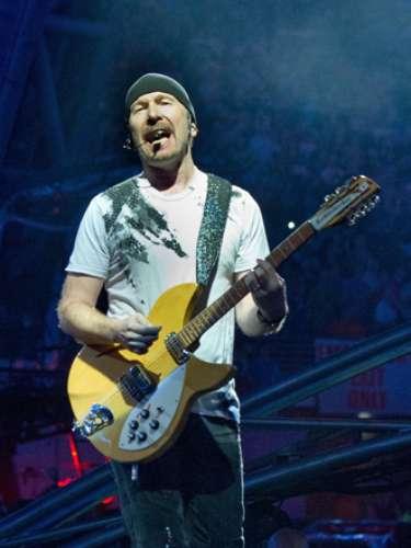 BLUE ANGEL. The Edge, el guitarista de U2, decidió ponerle este simpático nombre a su hija que nació en 1989.
