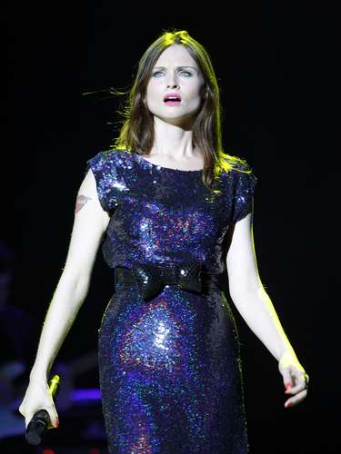 Sophie Ellis-Bextor is not only a singer, she is also a fashionista and trend setter. The \