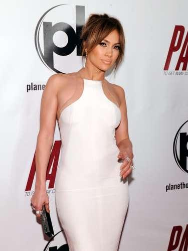 No cabe duda de que Jennifer es una diva en las alfombras rojas