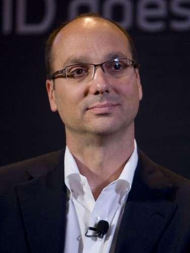 Andy Rubin es un pionero en tecnologías, cofundador y ex CEO de Danger Inc. y Android. Es actualmente vicepresidente de ingeniería en Google, donde supervisa el desarrollo del sistema operativo para teléfonos inteligentes, Android.