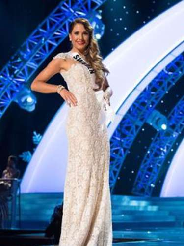 Miss Suecia, Hanni Beronius.