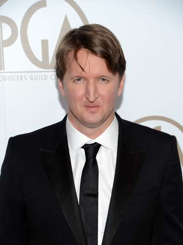 El director Tom Hooper de 'Les Misérables' asiste a los PGA Awards 2013