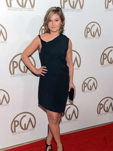 La actriz de 'Blue', Julia Stiles llega a la alfombra roja de los PGA Awards luciendo súper sexy