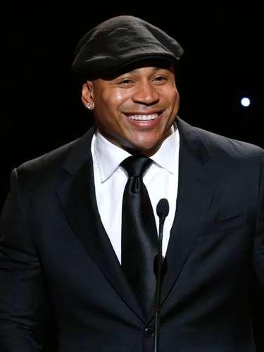 Con L.L Cool J todos se sintieron seguros en la premiación y hasta el mismo actor/cantante hizo bromas al respecto