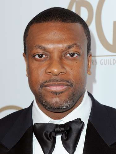 ¿Dónde andaba Chris Tucker? El actor asistió a los PGA Awards
