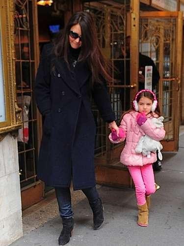 Tom Cruise y Katie Holmes nombraron a su hija como Suri. En hebreo significa \