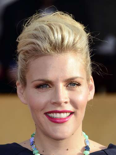 Busy Philipps best known for her role on the TBS comedy \