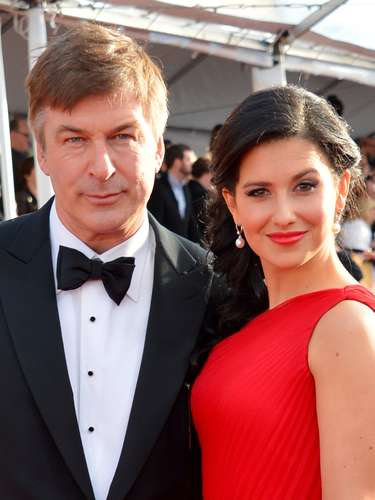 There's nothing better than walking down a red carpet than walking down the red carpet with a companion in hand. Take a look at the best couples at the Screen Actors Guild Awards! Alec Baldwin & wife Hilaria Thomas