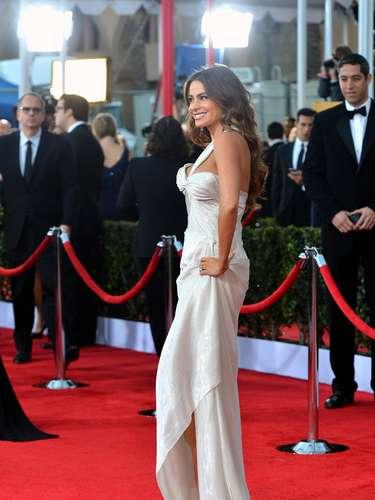 Qué tal el look de Sofía Vergara,  lucía como un millón de dólares ¡Súper sexy! Como es costumbre
