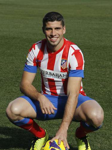 Argentine Emiliano Insúa joins Atletico Madrid from Portugal's Sporting for $US5 million.