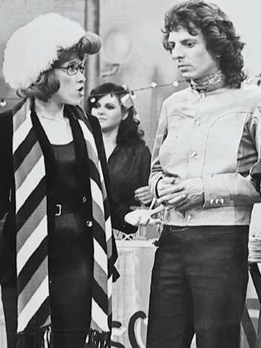 Hace 32 años César Bono y Aída Pierce divertían a los televidentes mexicanos en el programa 'Alegrías del Mediodía'.