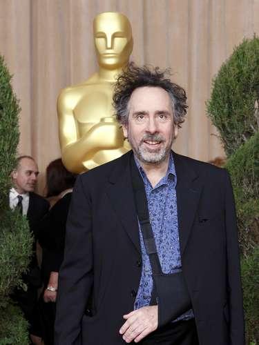 Director Tim Burton, nominado por Mejor película aimada por \