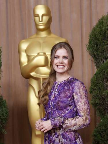 Amy Adams vuelve a ser nominada al Oscar y esta vez en la categoría de Mejor actriz de reparto por su actuación en \