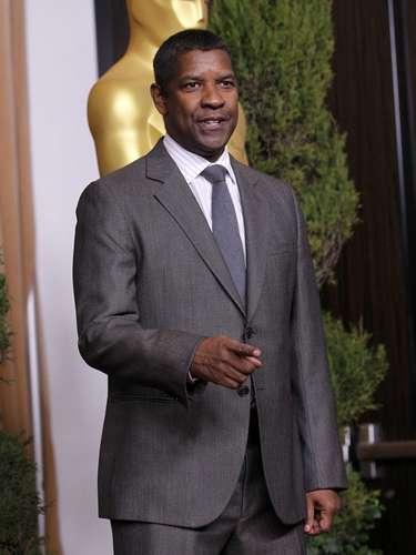 Denzel Washington, nominado en la categoría de Mejor Actor por \