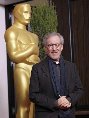 Steven Spielberg, nominado por Mejor película y Mejor Director por \
