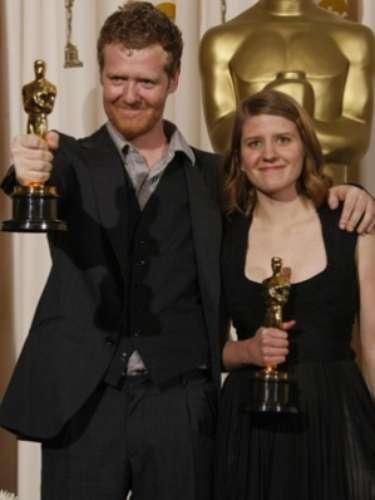 En el 2007 Glen Hansard and Markéta Irglová ganaron el Oscar por 'Falling Slowly', tema principal de la película 'Once'.