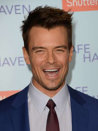 Josh Duhamel seemed to be the life of the party during the Red Carpet and After Party Premiere of his latest tearjerker Safe Haven. His wonderful and talented wife Fergie was present to cheer her equally attractive husband as he and co-star Julianne Hough presented their most recent work.