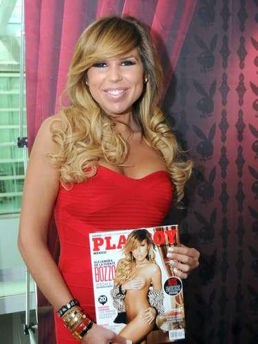 Alejandra fue elegida por la revista para ser el nuevo número del mes