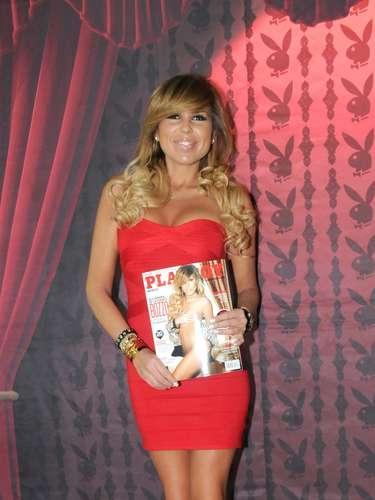 Alejandra siempre recibió el apoyo incondicional de su madre Laura Bozzo para que posara para la famosa 'revista del conejito'