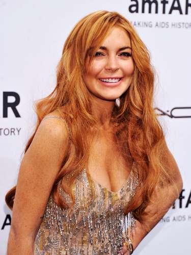 Recordemos que la semana pasada Lindsay se veía muy hinchada cuando asistió por última vez a la corte por motivo de sus escándalos