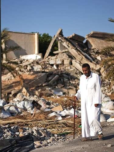 4. Al Aziziya, la ciudad más calurosa del mundo. Se encuentra en Libia, a unos 50 kilómetros de la capital, Trípoli. A este lugar no sólo se le conoce por las actividades económicas que ahí se llevan a cabo, sino también por ser el punto del planeta más caluroso.