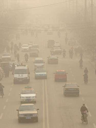 6. Linfen, la ciudad más contaminada del mundo. Es una pequeña ciudad que se encuentra en el sur de la provincia china de Shanxi. Hasta hace algunos años, se le conocía como Pingyang. Aquí se encuentran varios monumentos históricos como el templo a Yao Miao y la tumba de Yao, aunque en el resto del mundo se habla más de Linfen por sus problemas de contaminación.