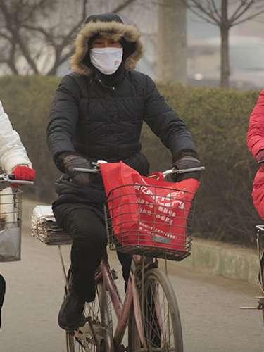 El aire de esta ciudad se compone principalmente de carbón, debido a las minas que hay en este asentamiento. Esto ha hecho que la mayoría de la población padezca bronquitis, neumonía y cáncer de pulmón. También el agua es un problema por las altas cantidades de arsénico que registra.