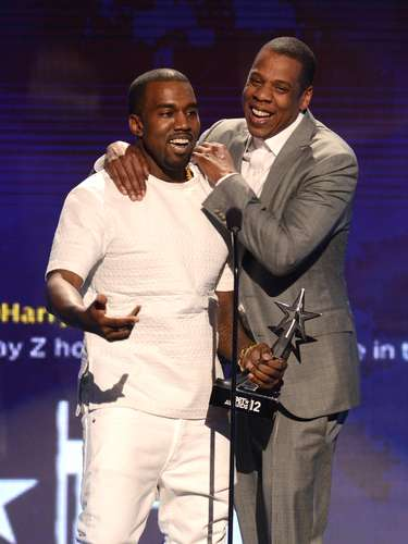 Kanye & Jay-Z will take Best Rap Performance and Best Rap Song for \
