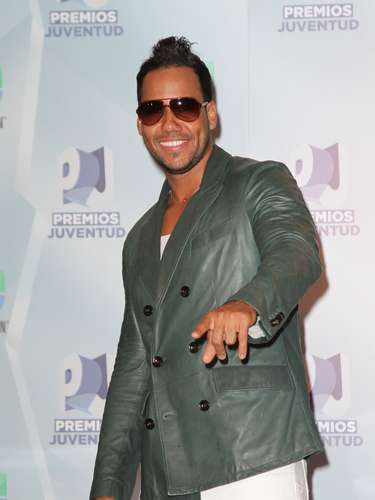 Best Tropical Latin Album - 'Formula Vol. 1' by Romeo Santos