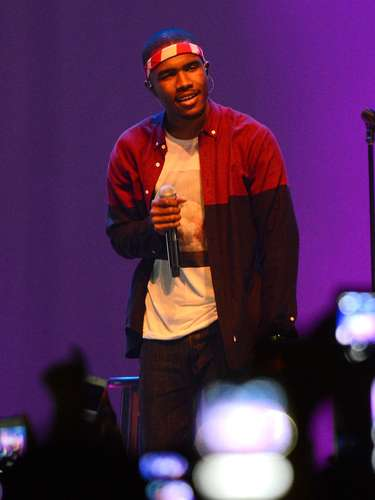 Best Urban Comtemporary - Frank Ocean - 'ChannelOrange'