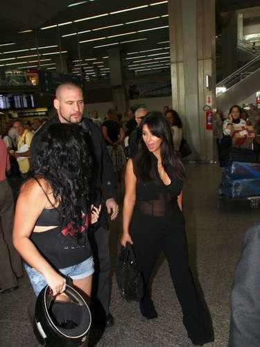 Kim Kardashian pasará el Carnaval de Río en la cabina de Devassa