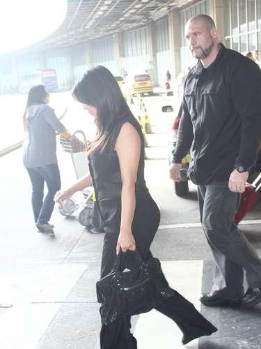 Kim Kardashian anunció que estaba embarazada a finales del año pasado