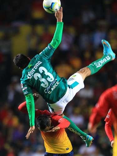 Othoniel Arce cayó descompuesto en esta acción.