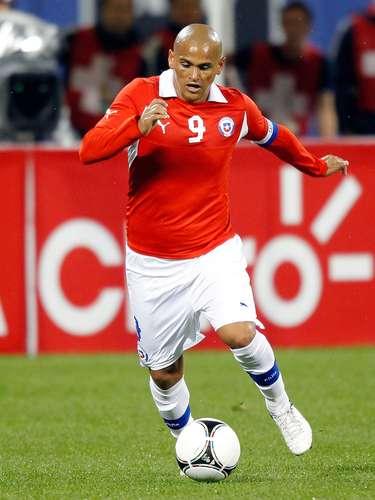 Humberto Suazo jugó 45 minutos en el triunfo de Chile 2-1 sobre Egipto, en partido amistoso celebrado en el estadio Vicente Calderón, como parte de la Fecha FIFA. El Chupete conformó una línea ofensiva junto a Alexis Sánchez y Jean Beausejour, pero abandonó el partido cuando los andinos empataban 0-0 y las mejores acciones se dieron sin el delantero de Rayados.