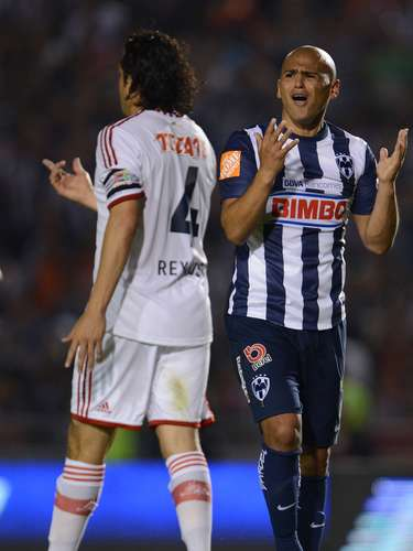 Chupete laments a missed opportunity by Monterrey.
