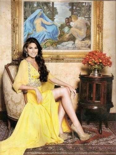 Ella es María Gabriela Isler, la mujer que representará la belleza de la mujer venezolana durante la edición número 62 de Miss Universo, que tendrá lugar este 2013.